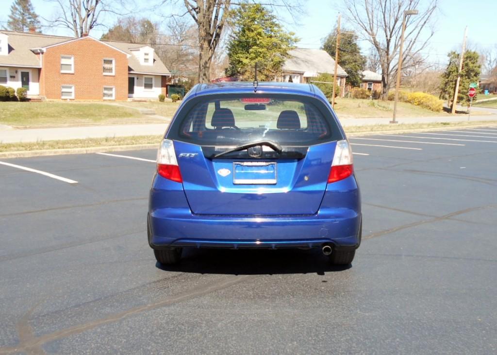 2009 Honda Fit 007