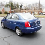 2009 Hyundai Accent GLS 007