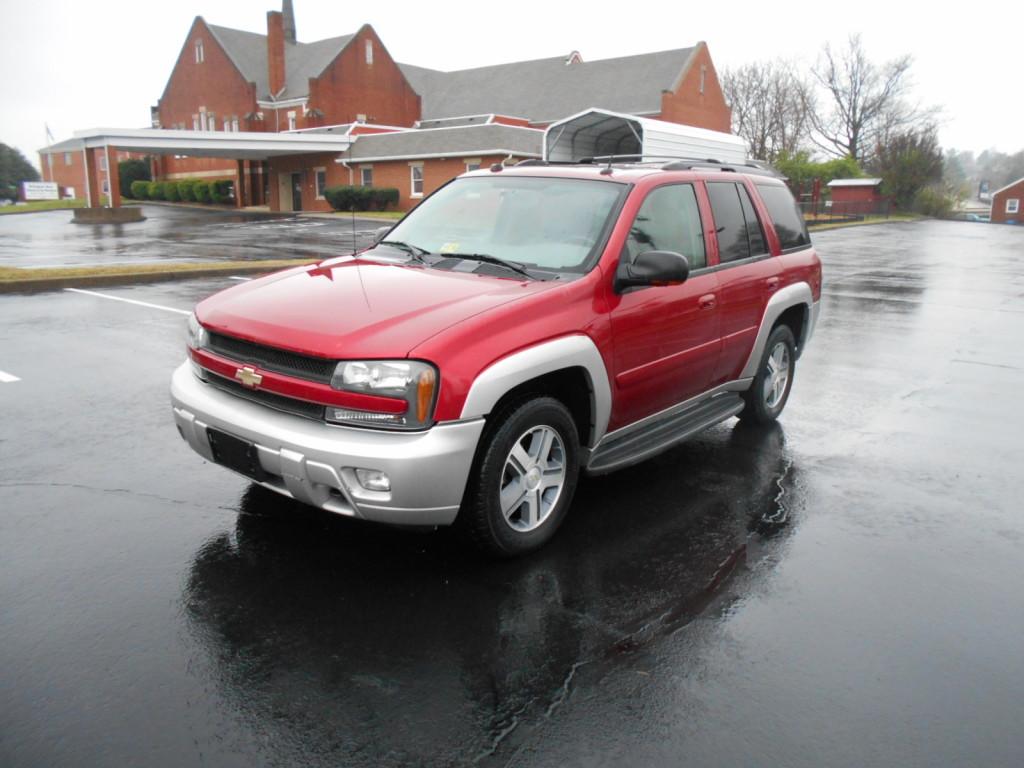 2005 Chevrolet TrailBlazer 002