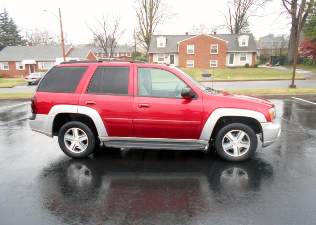 2005 Chevrolet TrailBlazer 005