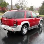 2005 Chevrolet TrailBlazer 006