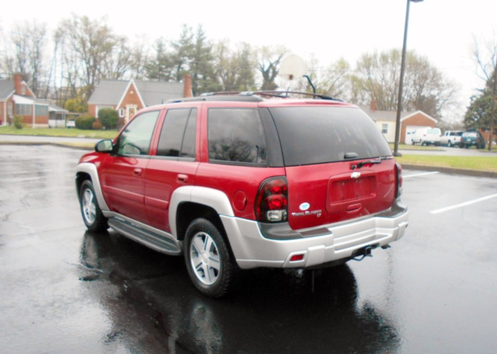 2005 Chevrolet TrailBlazer 008