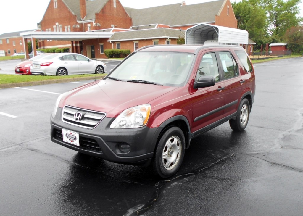 2006 Honda CRV 001