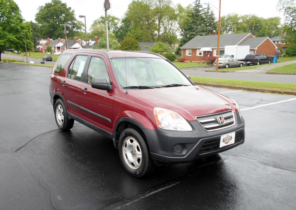 2006 Honda CRV 003