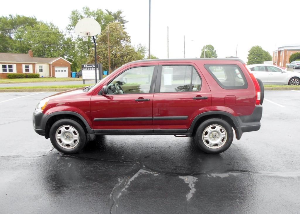 2006 Honda CRV 008