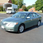 2007 Toyota Camry LE 002