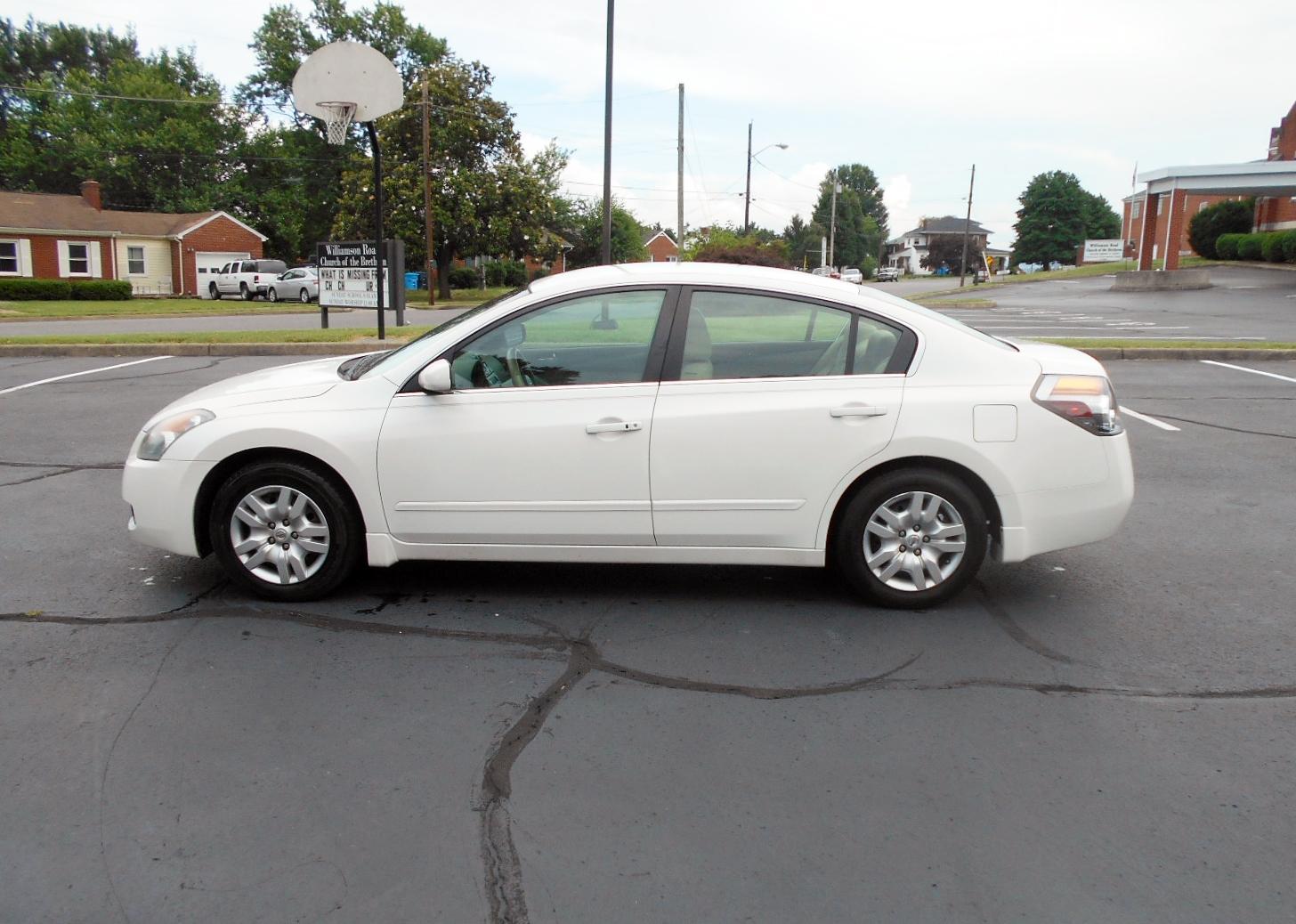 Nissan Altima 2.5S >> 2009 Nissan Altima 2.5S 008 2009 Nissan Altima 2.5S 008 – Automobile Exchange