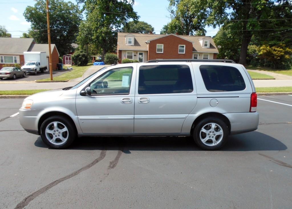 2007 Chevrolet Uplander LT 001