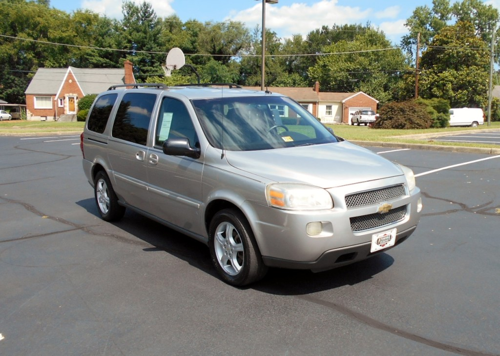 2007 Chevrolet Uplander LT 004