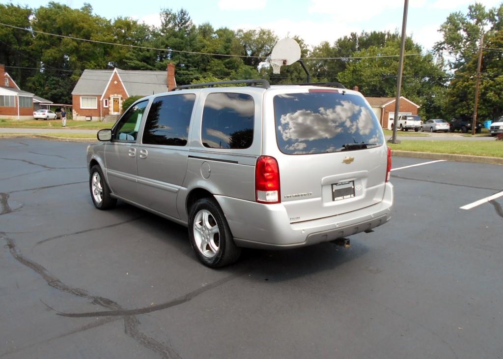 2007 Chevrolet Uplander LT 008