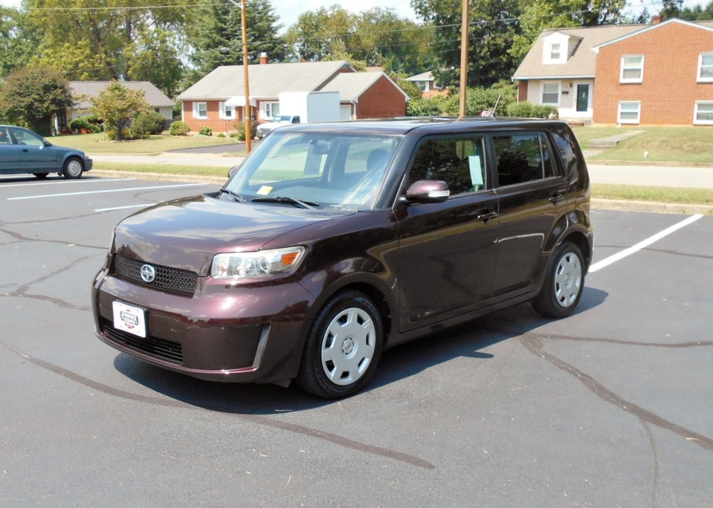 2009 Scion XB 002