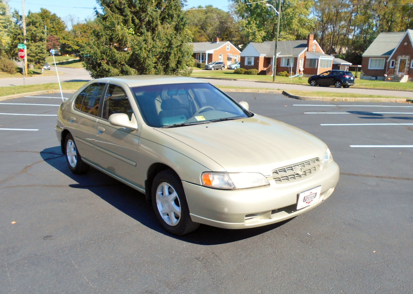 1998 nissan altima 1998 nissan altima 004 – automobile exchange