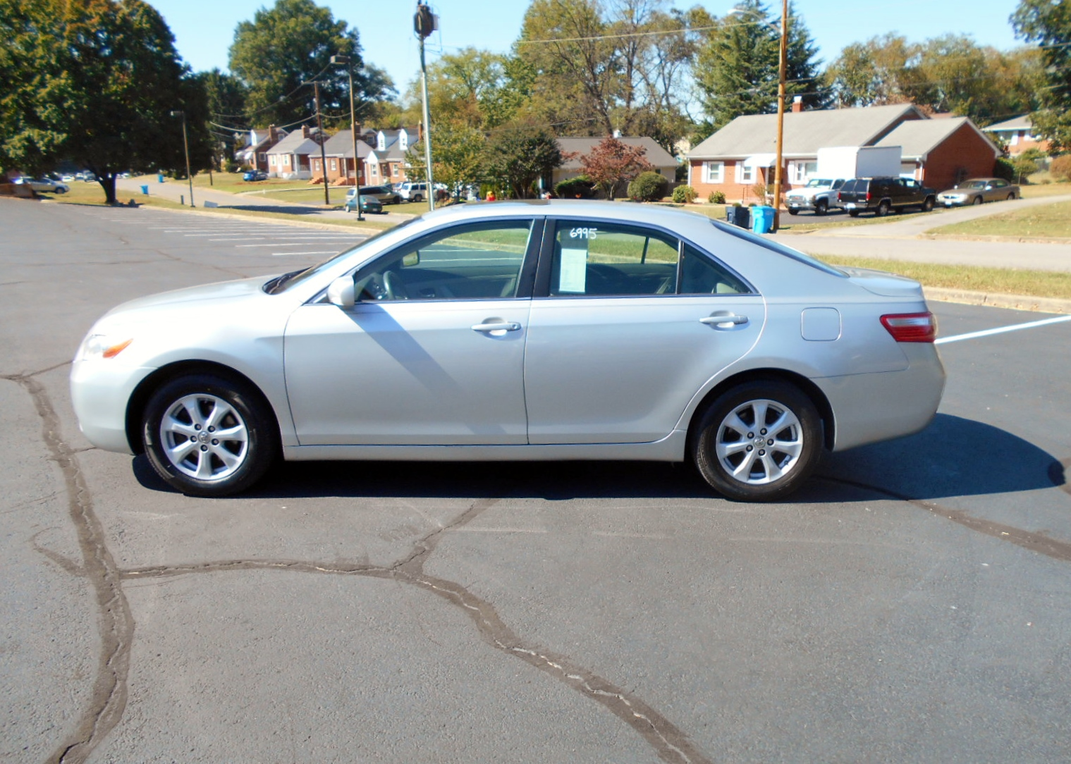 2007 Toyota Camry Le 2007 Toyota Camry 001 Automobile