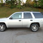 2008 Chevrolet TrailBlazer 001