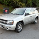 2008 Chevrolet TrailBlazer 002