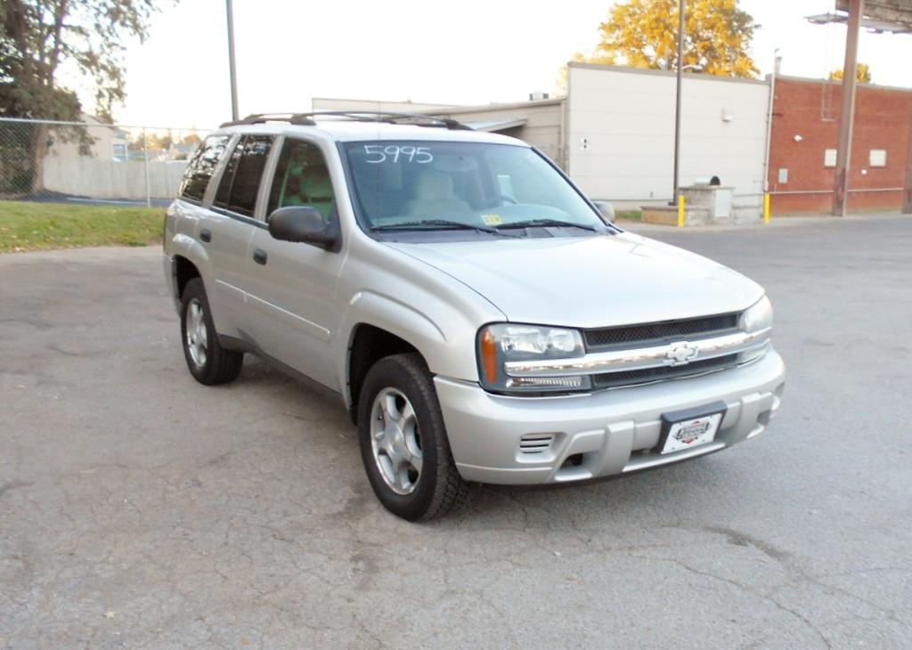 2008 Chevrolet TrailBlazer 004