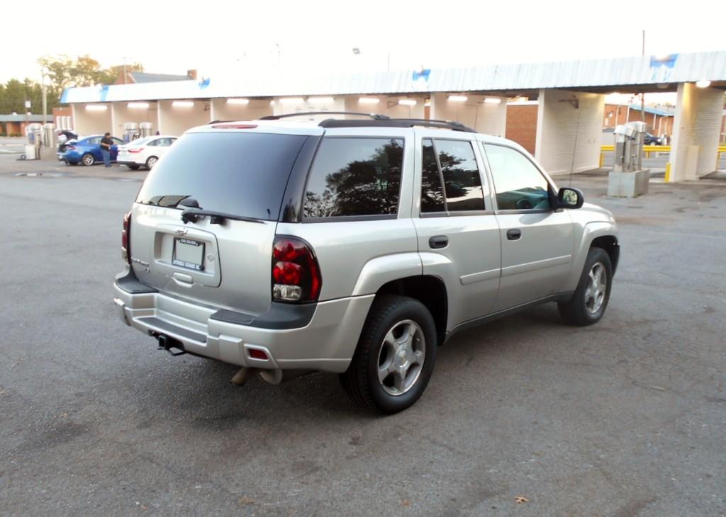 2008 Chevrolet TrailBlazer 006