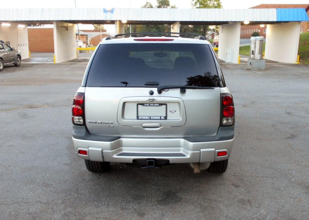 2008 Chevrolet TrailBlazer 007