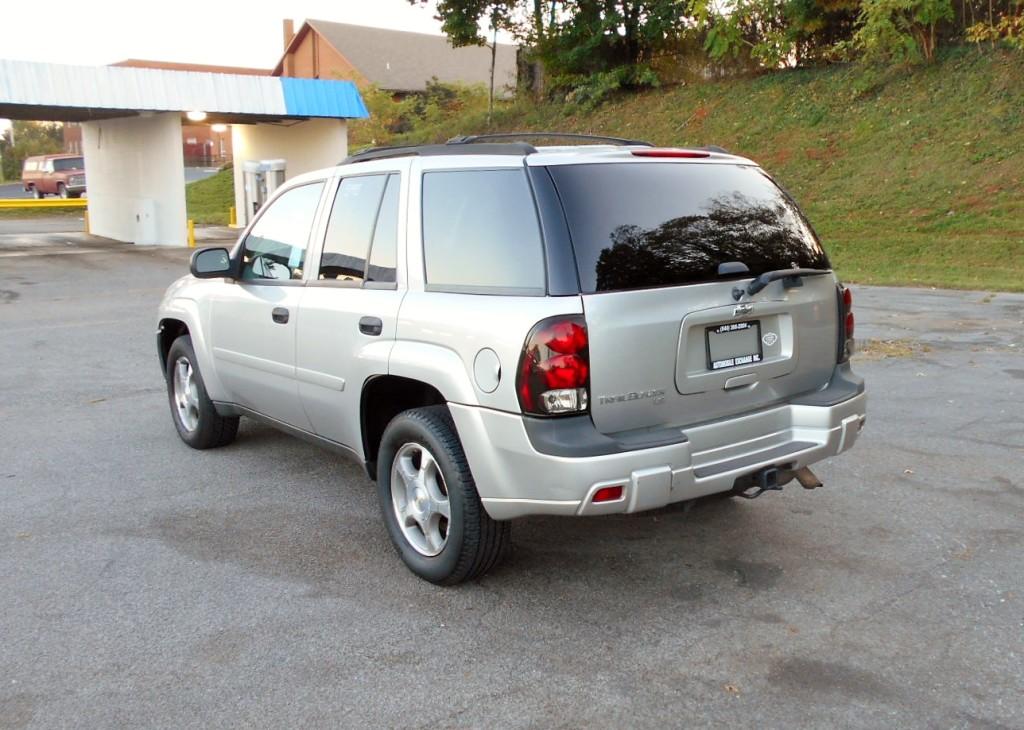 2008 Chevrolet TrailBlazer 008