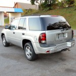 2008 Chevrolet TrailBlazer 008