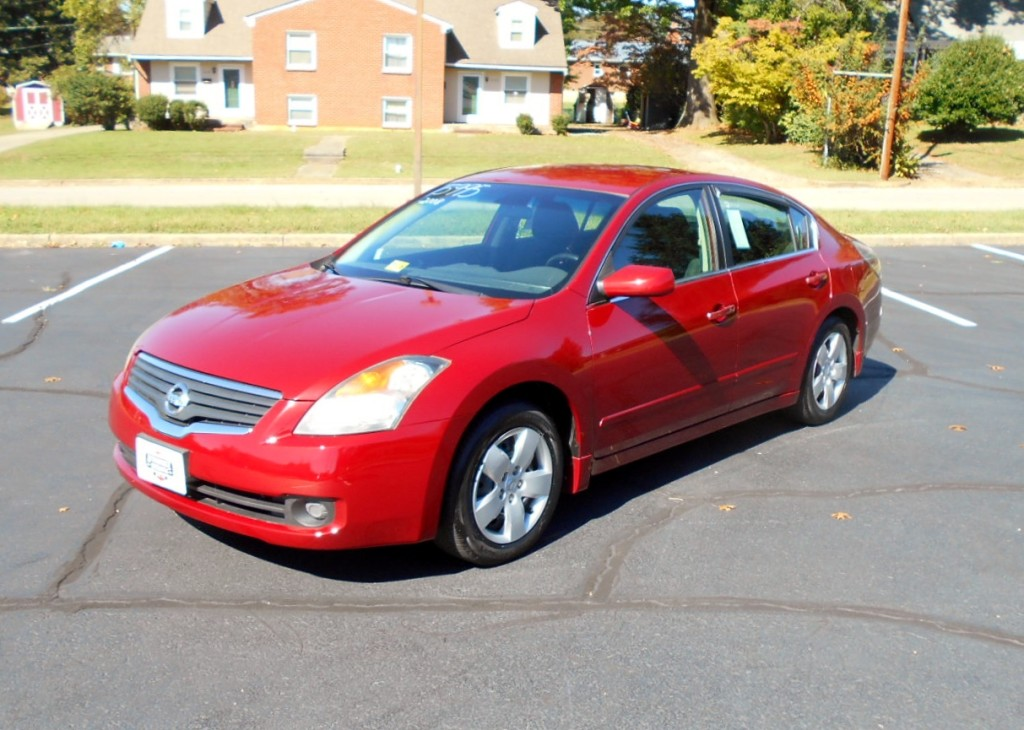 2008 Nissan Altima 002