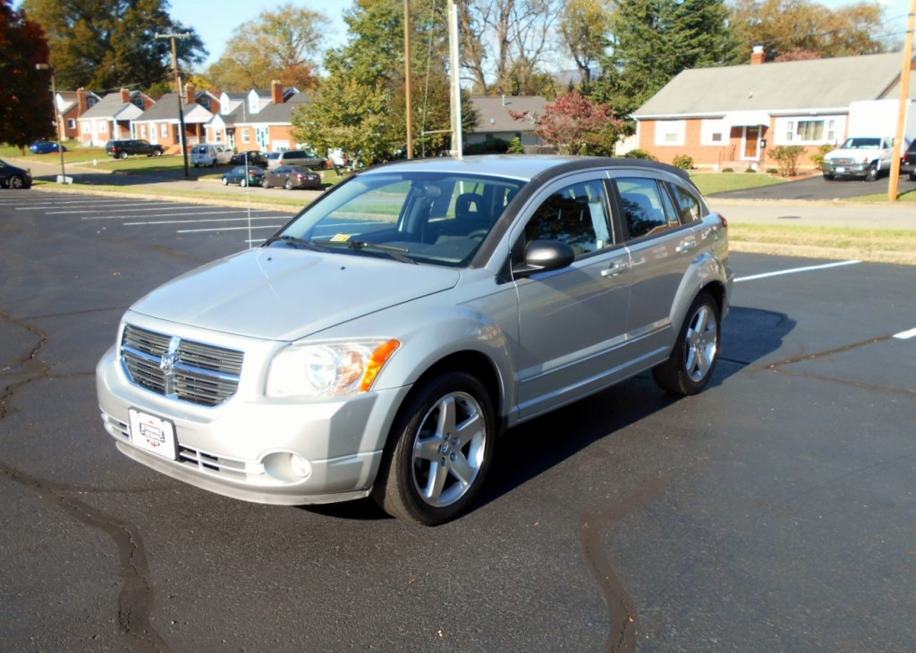 2009 Dodge Caliber RT 002