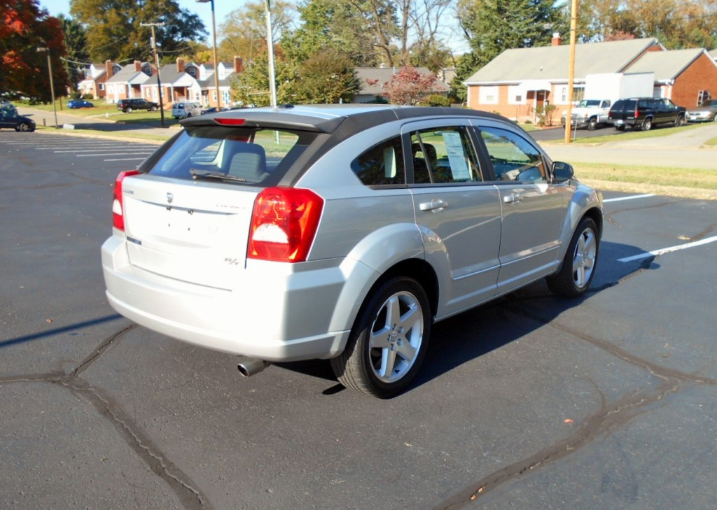 2009 Dodge Caliber RT 006
