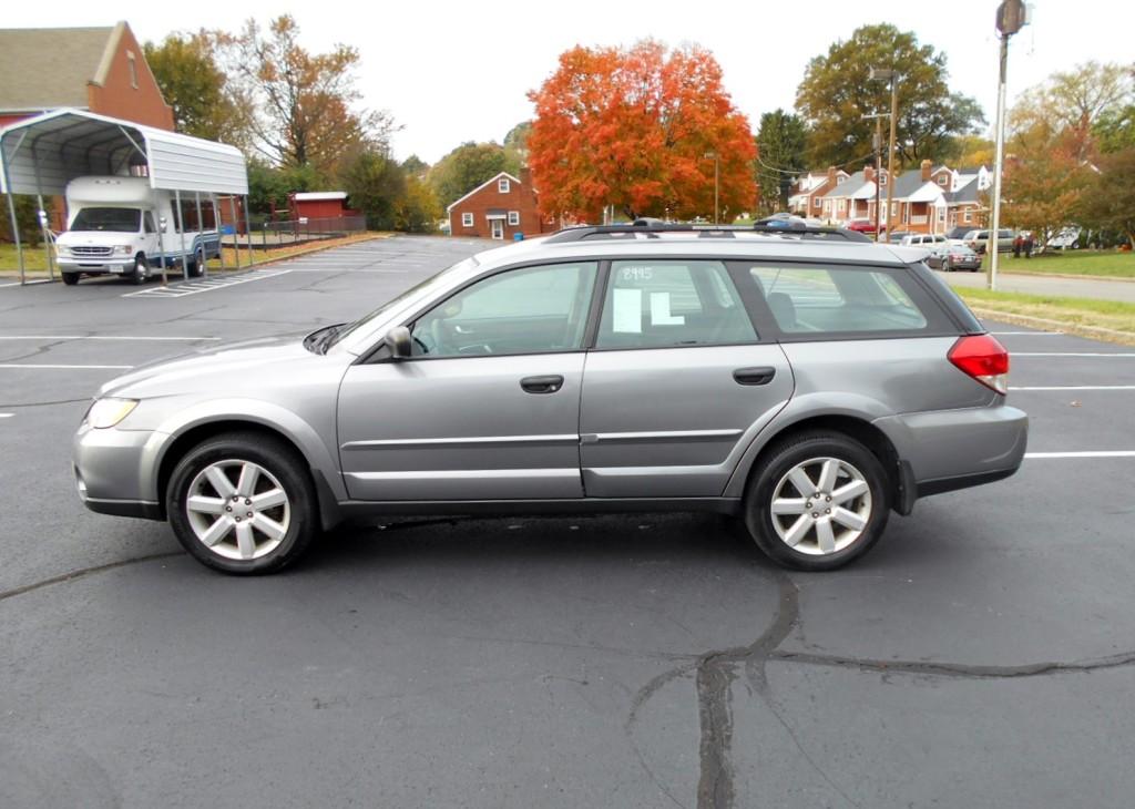 2009 Subaru Outback 001