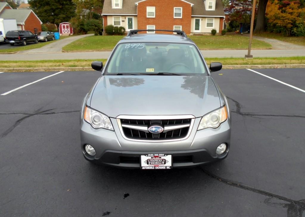 2009 Subaru Outback 003