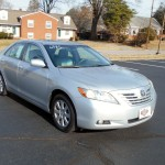 2008 Toyota Camry XLE 004